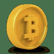 цена биткойн златна монетка