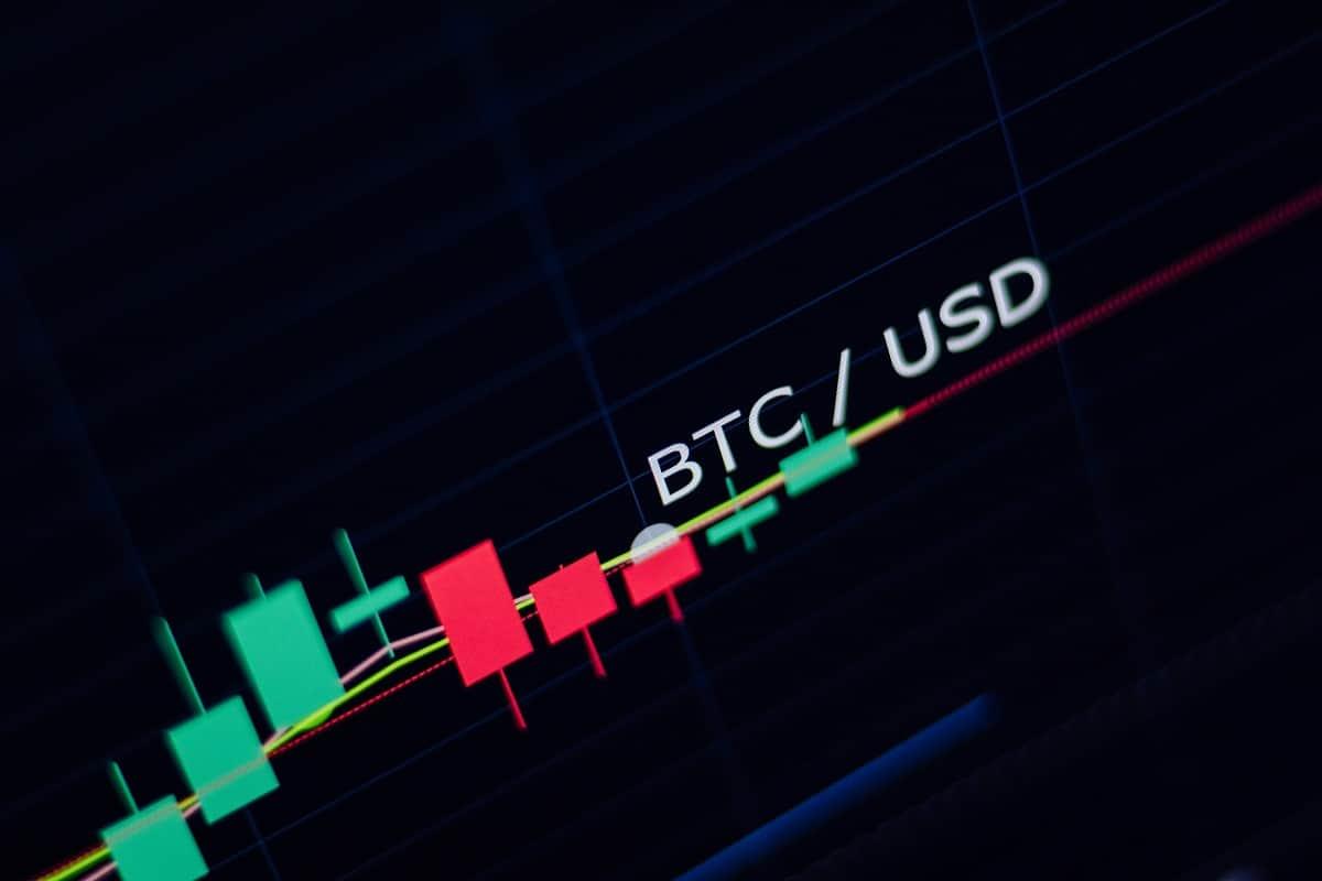 борса за криптовалути графика
